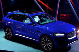 Jaguar Just Did Something Really Uncalled For With Its New SUV