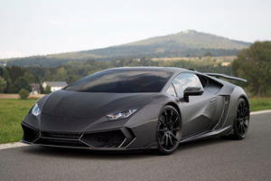 Mansory's Tuned Huracan Eats Other Supercars For Breakfast