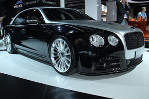 This Mansory Flying Spur Isn't Just For Rich Athletes