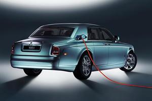 Rolls-Royce May Jump On The Electric Car Bandwagon At Long Last