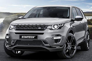 Just How Powerful Did Startech Make The Discovery Sport?