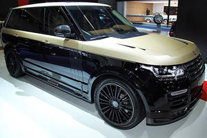 Mansory Just Made One Of The Most Luxurious Range Rovers In The World