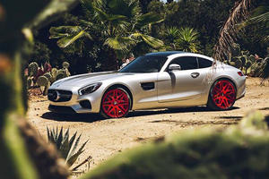 """Expect Something Surprising"": AMG Boss Planning A Hotter AMG GT"