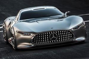 Will Mercedes Really Make A New Hybrid V12 Supercar?