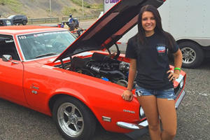 Your Dream Girl Just Ran An 8 Second Quarter Mile In A Muscle Car