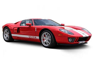 This 10-Year-Old Ford GT Only Has Nine Miles On It