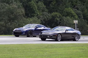 You'll Never Believe What Speed This Daily Driver Supra Hit In The Quarter Mile