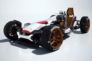 Is There A Possibility Of The Honda Project 2&4 Concept Going Into Production?