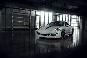 Porsche Creates Extremely Limited, Beautiful 911 GTS Rennsport Reunion Edition