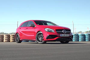 Is 380 HP Enough For The Mercedes-AMG A45 To Be The Hot Hatch King?