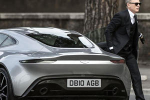 How Many One-Off Aston Martin DB10s Had To Die To Make 'Spectre'?
