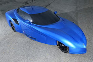 Has Panoz Lost Its Mind Or Will People Really Drive A DeltaWing Road Car?