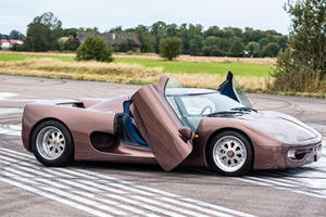 Here's Something You Never Knew About The First Koenigsegg Ever Built