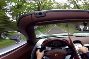 Awesome POV Video Proves Porsche's Best Cars May Not Be Air-Cooled 911s