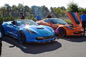 These Crazy-Looking Corvettes Just Stole The Show