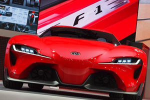 Please Toyota, Please Make The Supra This Awesome