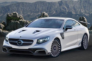 Mansory Just Went Nuts With The Mercedes S63 AMG