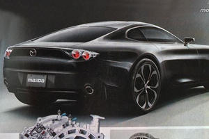 Did This Japanese Magazine Just Reveal The New Mazda RX-9?