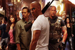 Paul Walker Isn't The Only Fast And Furious Star Obsessed With Cars