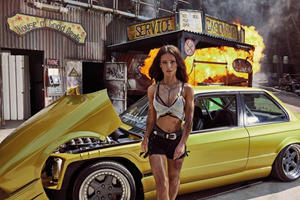 Miss Tuning 2016 Is Smoking Hot And Wants To Be On Your Wall