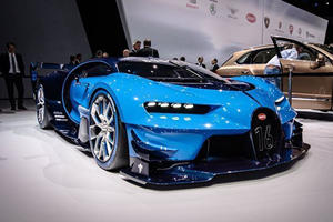 This Celebrity Is One Of The First Bugatti Chiron Owners In The World