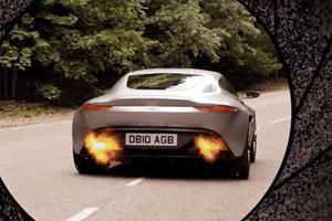 James Bond's Aston Martin DB10 Is An Insurance Nightmare