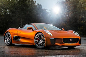 Jaguar Just Released A Ton Of New Images Of The C-X75
