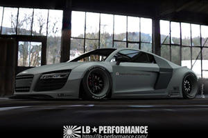 Liberty Walk Is Working On Something Special For SEMA 2015