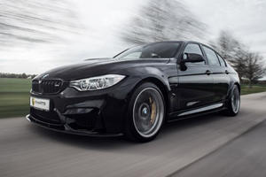 Is This The First BMW M3 In The World To Receive This Upgrade?