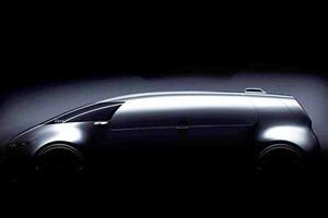 Is This Mercedes-Benz's Answer To Autonomous Minivans?