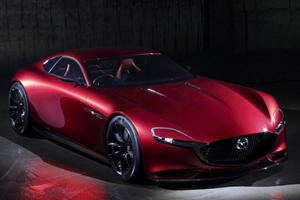 Mazda's RX-Vision Concept Is The RX-9 Sports Car You've Been Waiting Years For