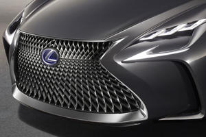 The LF-FC Concept Is A Techno-Packed Preview Of The Next Lexus Flagship