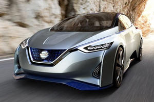 Nissan's New IDS Concept Is An Awesome Tesla Fighting Hatchback