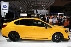 Subaru's Tokyo Story Is Bold Future Design And WRX STI Awesomeness