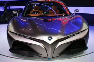 Yamaha's New Concept Is A Perfect Light Weight Japanese Sports Car