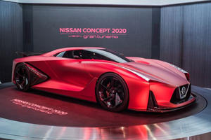 The Closest Thing To The Next Nissan GT-R Looks Stunning In The Flesh