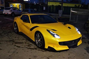 Ferrari's Epic F12tdf Was Just SPOTTED Out In The Wild