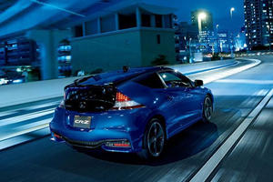 Honda Is Charging More For The New CR-Z: Here's What You Get