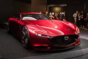 Mazda Reveals New Engine Details For Its RX-8 Successor