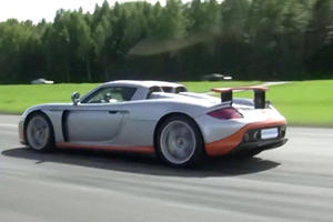 Two Legendary Supercars Battle It Out In A Drag Race