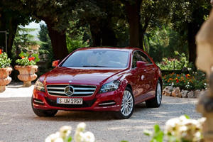 First Look: 2012 Mercedes-Benz CLS Class