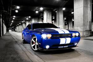 SEMA: 2011 Dodge Challenger SRT8 392 Is Old School American Muscle
