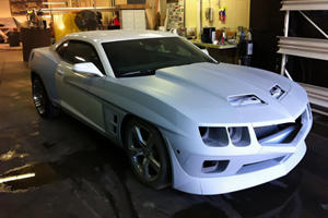 Presenting the New Pontiac Firebird (Kind Of)