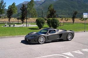 Simbol Design Lavazza GTX-R Looking like an Enzo-Zonda