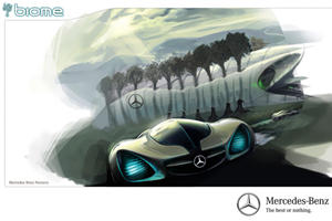 Design Los Angeles: Mercedes-Benz Biome