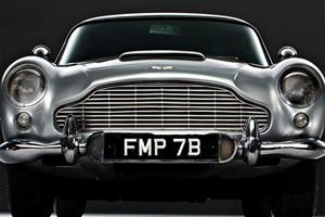 James Bond Aston Martin Sells for $4.6 Million