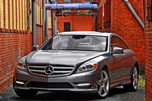 First Look: 2011 Mercedes-Benz CL-Class