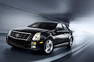 Cadillac STS is Still With Us for 2011