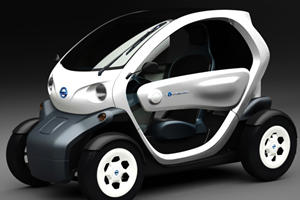 Concept: Nissan New Mobility