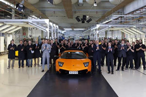Production Ends for the Lamborghini Murcielago